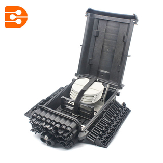 24 Ports FTTH Drop Cable Splice Closure
