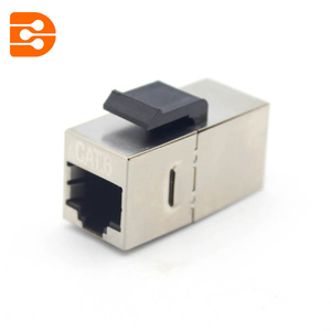 CAT 6 Shielded Keystone Jack Inline Coupler