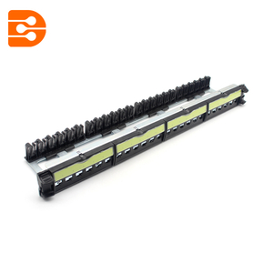 LCS2 24 Ports Cat.6A UTP Patch Panel