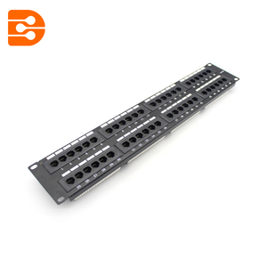 48 Ports 2U Cat.5e UTP Patch Panel