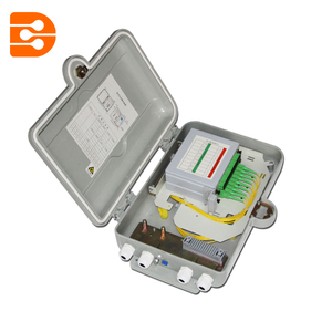 16 Cores SMC Fiber Optic Distribution Box