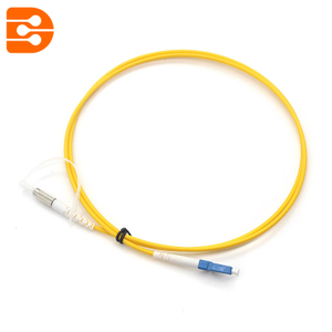 Duplex LC/UPC to DIN/UPC SM Fiber Optic Patch Cord