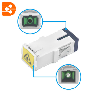 SC/PC Adapter with Flip Auto Shutter