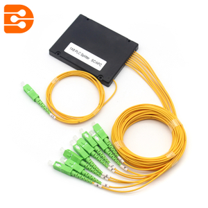 1x8 Box Type PLC Splitter