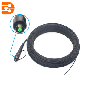 Mini SC/APC G657A2 LSZH Fiber Optic Pigtail