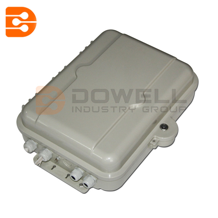 FTTH Fiber Optic Distribution Box 32 Ports SMC Material Cable Termination Box