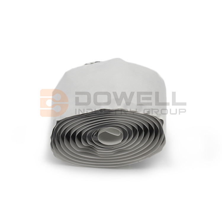 DW-2900R High Property Rubber Roofing System Sealing Butyl Tape 2900R