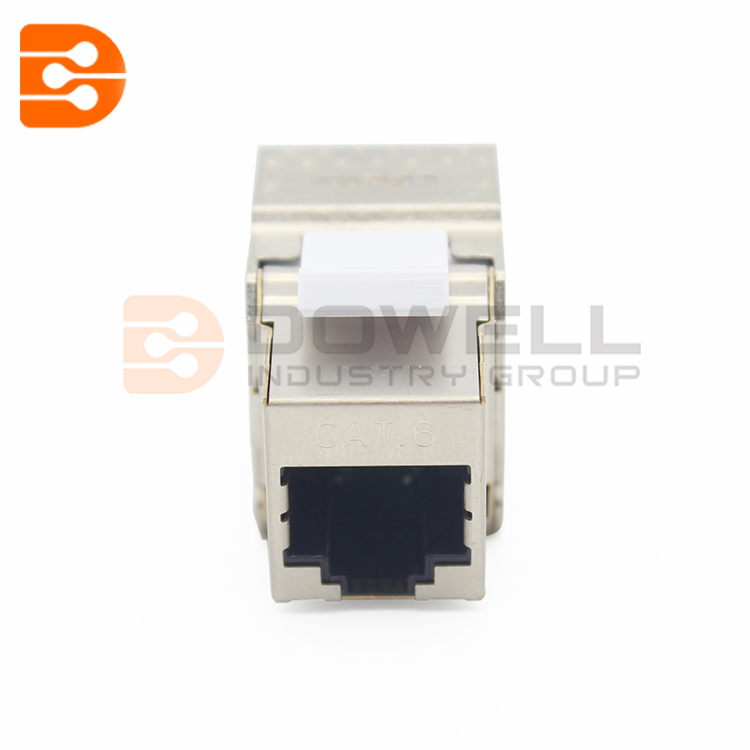 DW-7010 180 Degree Tooless Network FTP RJ45 Cat6 Keystone Jack