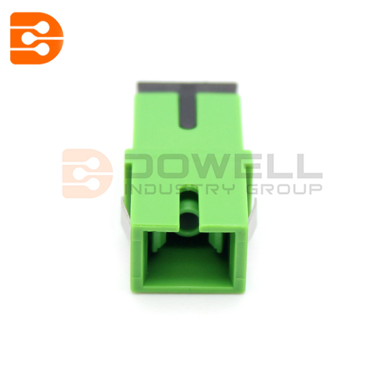 DW-SC-S2 SC Simplex Fiber Optic Adapter