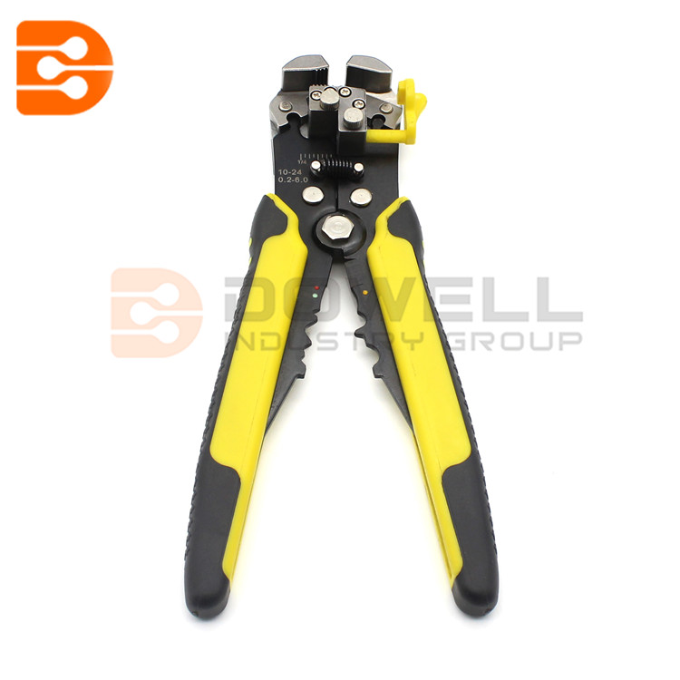DW-RKY-665 Automatic Wire Self-Adjusting cable wire stripper