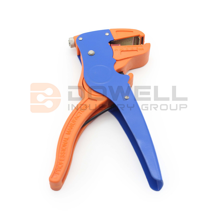 DW-8085 Stainless Steel Manual Cable Stripping Tool