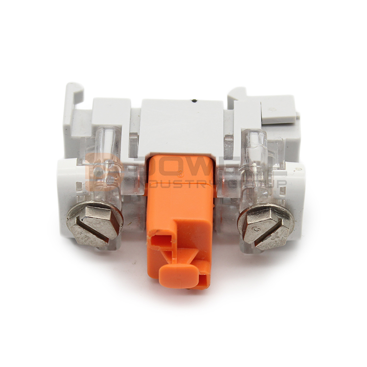 DW-5029 Tooless Termination Single Pair VX Module With GDT PTC Protection