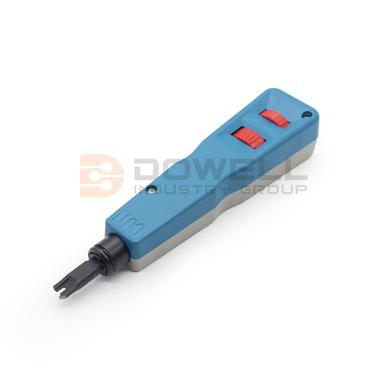 DW-8008 Rugged Polyacetal Resin frame Adjustable Punch Down Tool