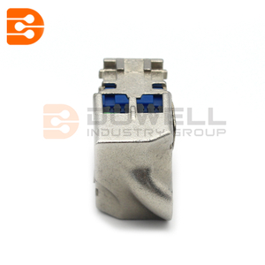 Keystone RJ 45 Socket LCS2 Cat. 6A STP metal shielding 360degree