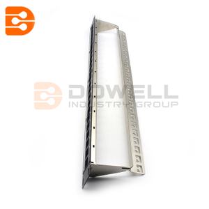 UC-Connect Cat6a FTP 1U 24 Port Fiber Optic Patch Panel