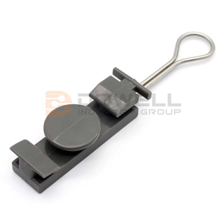 DW-1049 Plastic optic drop wire clamp