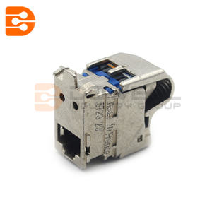 LCS2 CAT 6 Keystone Connector Shielded China Manufacturer