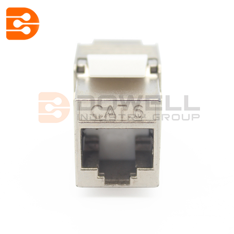 Keystone Ethernet Cat 6 Networking Cable Plugs, Jacks & Wall Plates