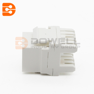 Cat6A UTP High Density Keystone Jack