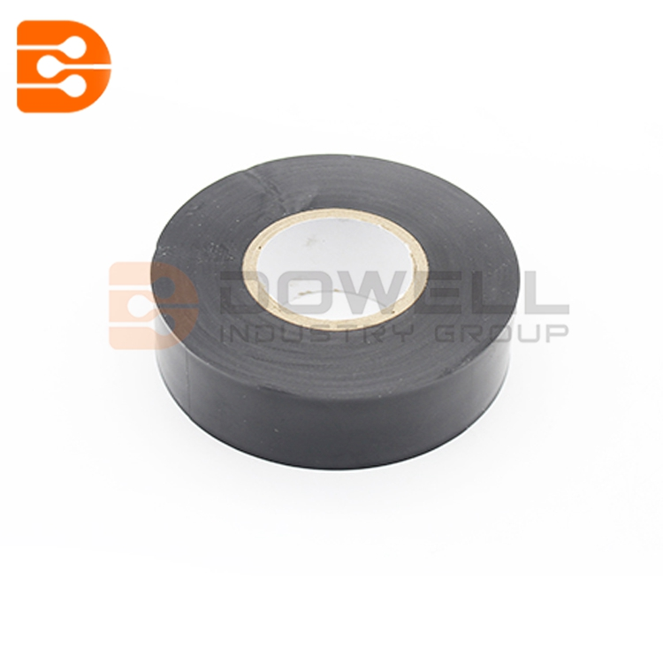 DW-88T Eco-Friendly Non-Corrosive Black Pvc Electrical Tape