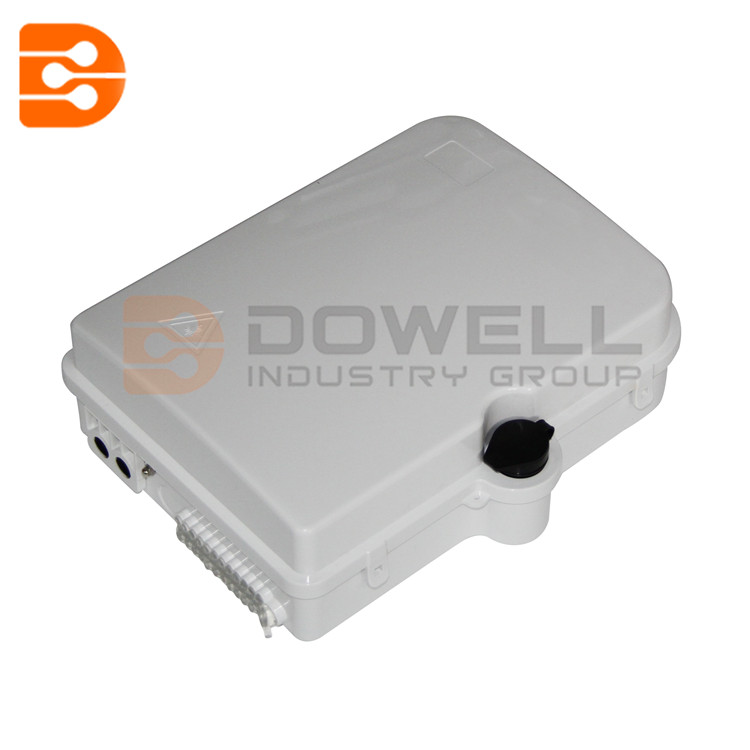 DW-1216 Waterproof Wall Mount 24 Core Outdoor Fiber Distribution Box