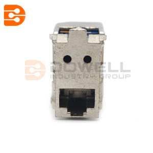 KEYSTONE RJ 45 SOCKET LCS2 - CAT. 6 STP METAL SHIELDING 360